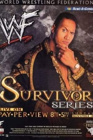 Image WWE Survivor Series 1999