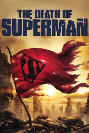 Poster The Death of Superman 2018