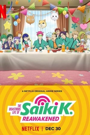 Image The Disastrous Life of Saiki K.: Reawakened