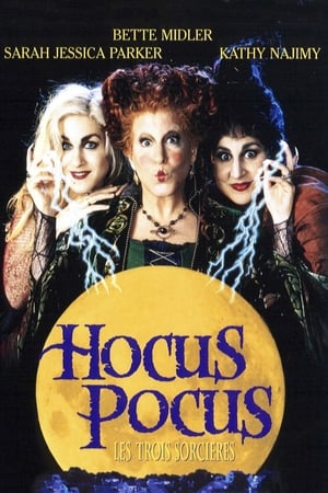 Hocus Pocus: Les trois sorcières
