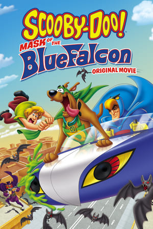 Image Scooby-Doo! Mask of the Blue Falcon