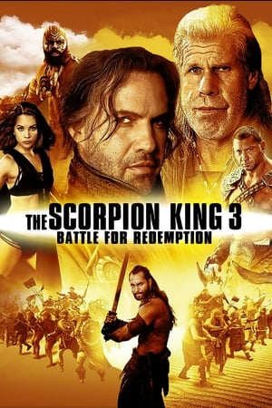 Image The Scorpion King 3: Battle for Redemption