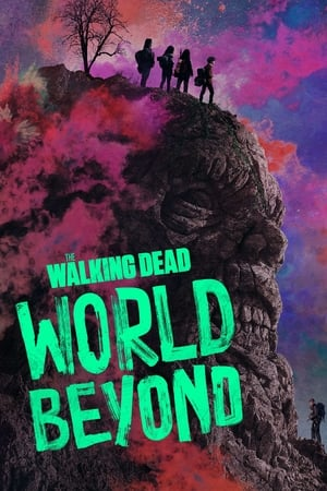 Poster The Walking Dead: World Beyond 2020