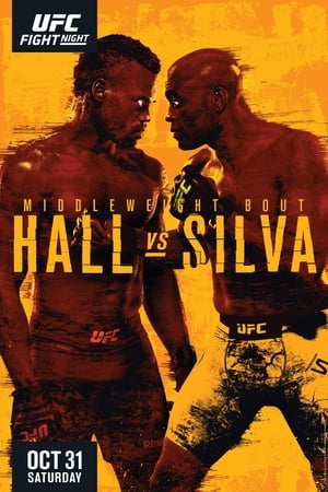 UFC Fight Night 181: Hall vs. Silva