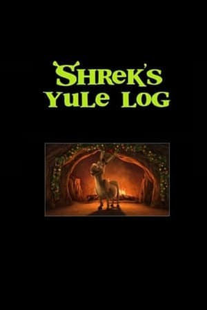 Image Shrek's Yule Log