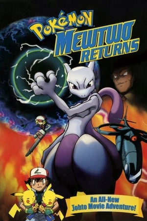 Image Pokémon: Mewtwo Returns