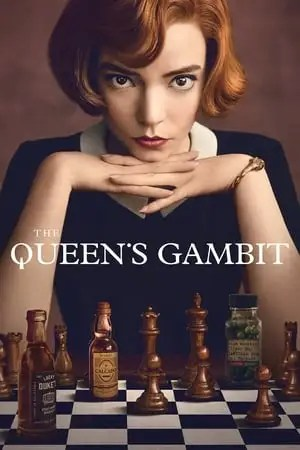 Poster The Queen's Gambit Miniseries 2020