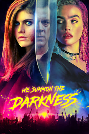 Poster We Summon the Darkness 2020