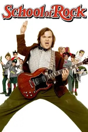 Poster School of Rock 2003