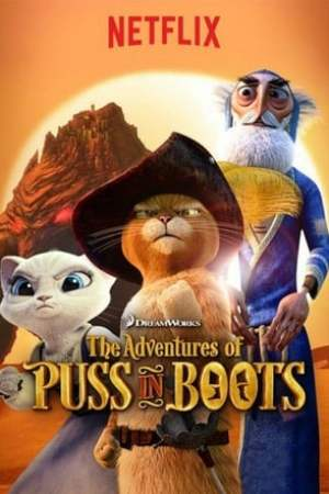 Image The Adventures of Puss in Boots
