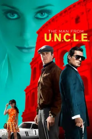 Image The Man from U.N.C.L.E.