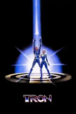 Poster Tron 1982