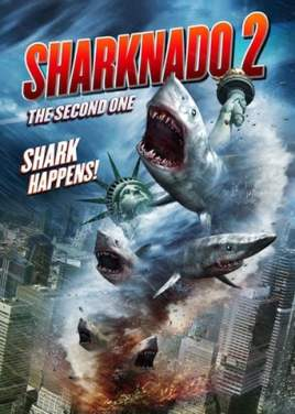 watch Sharknado 2: The Second One 2013 online free