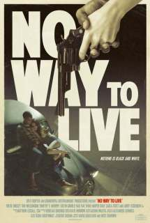 No Way to Live ~ 2016