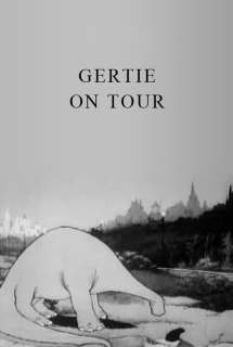 Gertie on Tour ~ 1921