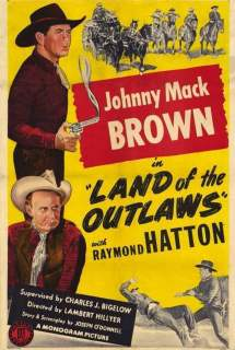 Land of the Outlaws ~ 1944