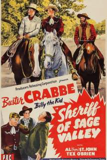 Sheriff Of Sage Valley ~ 1942