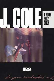 J. Cole: 4 Your Eyez Only ~ 2017
