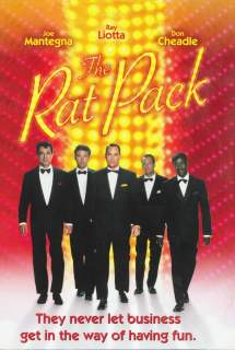 The Rat Pack ~ 1998