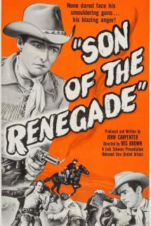 Son Of The Renegade ~ 1953