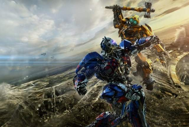 Transformers: The Last Knight ~ 2017