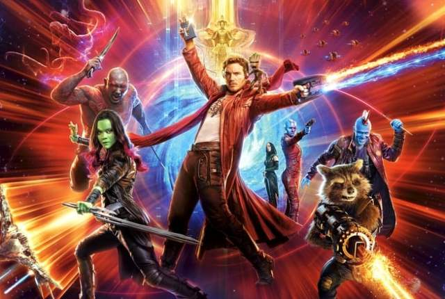 Guardians of the Galaxy Vol. 2 ~ 2017