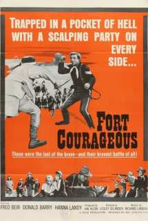 Fort Courageous ~ 1965