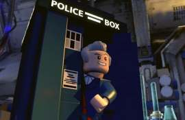 Doctor Who Arrives In LEGO Dimensions! SDCC Trailer