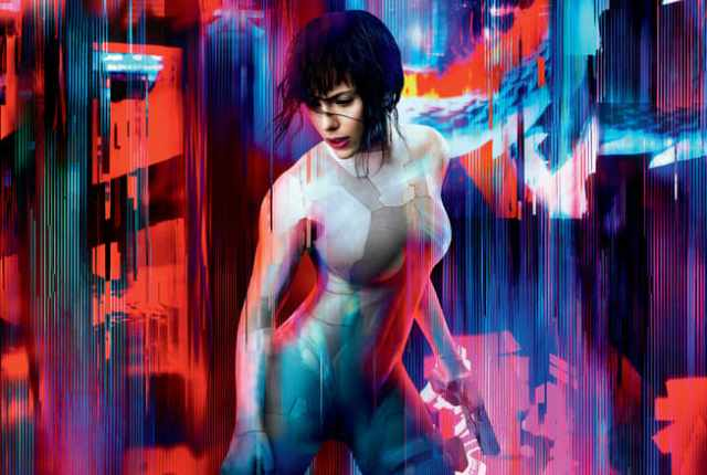 Ghost in the Shell ~ 2017