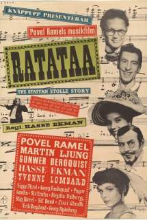 Ratataa eller The Staffan Stolle Story ~ 1956