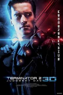 Terminator 2: Judgment Day 3D ~