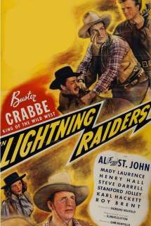Lightning Raiders ~ 1945