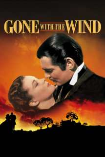 Gone with the Wind ~ 1939