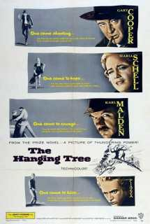The Hanging Tree ~ 1959