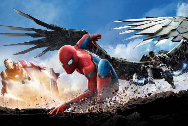 Spider-Man: Homecoming ~ 2017