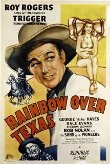 Rainbow Over Texas ~ 1946