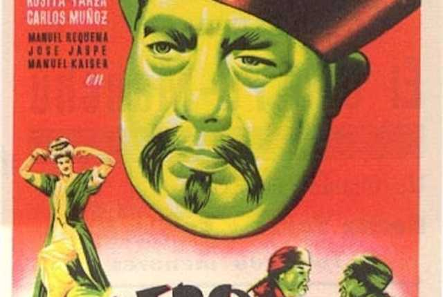 El Otro Fu Manchu, the Devil Doctor ~ 1946