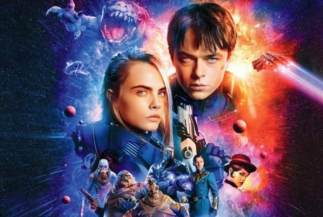 Valerian and the City of a Thousand Planets ~ 2017
