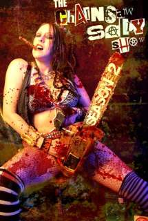 The Chainsaw Sally Show Season 2 ~ 2012