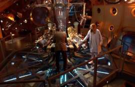 Meanwhile in the TARDIS (1)