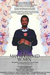 The Man Who Loved Women ~ 1983