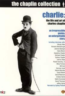 Charlie: The Life and Art of Charles Chaplin ~ 2003