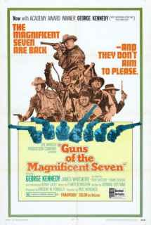 Guns of the Magnificent Seven ~ 1969
