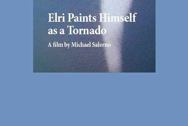 Elri Paints Himself as a Tornado ~ 2015