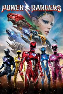 Power Rangers ~ 2017