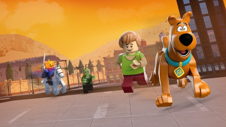 Watch Lego Scooby-Doo!: Haunted Hollywood Full Movie Online Free