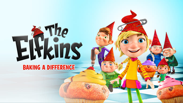 Watch The Elfkins - Baking A Difference Full Movie HD Online Free
