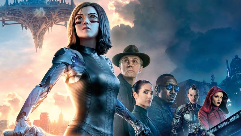 Watch Alita: Battle Angel Full Movie HD Online Free
