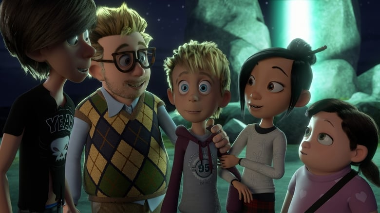 Watch Luis And The Aliens Full Movie Online Free