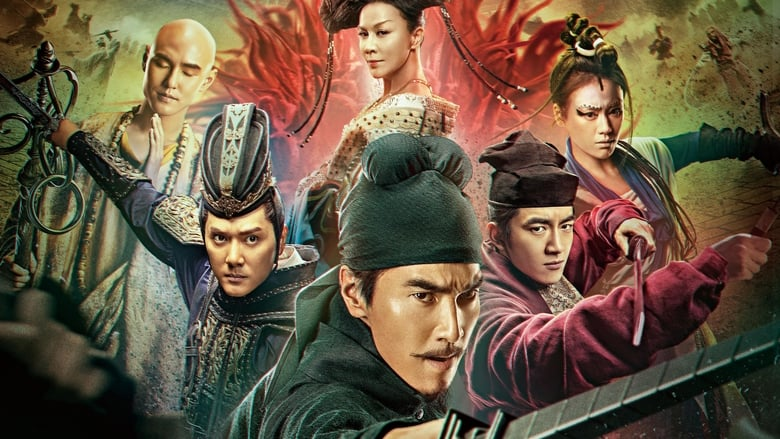Watch Detective Dee: The Four Heavenly Kings Full Movie Online Free